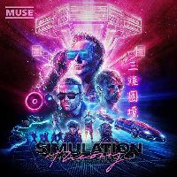 Muse - Simulation Theory (CD, Deluxe)