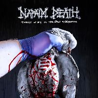 Napalm Death - Throes of Joy in the Jaws of Defeatism (CD)