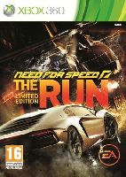 Need for Speed The Run: Limited Edition (Xbox 360)