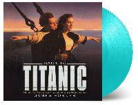 OST - Back to Titanic (Turquoise Vinyl)