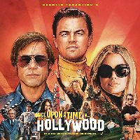 OST - Quentin Tarantino's Once Upon a Time in Hollywood (CD)