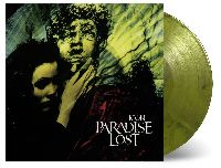 PARADISE LOST - Icon (Yellow and Black Marbled Vinyl)