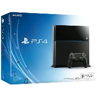 Sony PlayStation 4 (500 Gb) Black (CUH-1108A/B01)