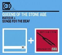 Queens Of The Stone Age - 2 For 1: Rated R/ Songs For The Deaf (CD)