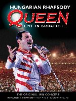Queen - Hungarian Rhapsody - Live In Budapest (2CD+DVD)
