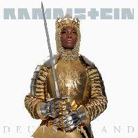 RAMMSTEIN - Deutschland (CD, Single)