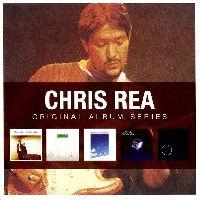 REA,CHRIS - ORIGINAL ALBUM SERIES (5CD)