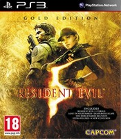 Resident Evil 5 Gold (с поддержкой PS Move) (PS3)