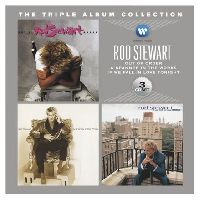 STEWART, ROD - The Triple Album Collection: OUT OF ORDER / A SPANNER IN THE WORKS / IF WE FALL IN LOVE TONIGHT (CD)