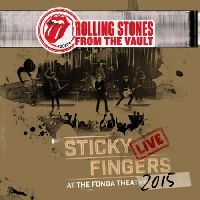 Rolling Stones, The - Sticky Fingers Live At The Fonda Theatre (Blu-ray)