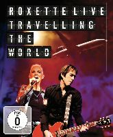 ROXETTE - LIVE - TRAVELLING THE WORLD (BR+CD)