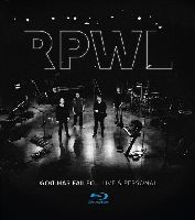 RPWL - God Has Failed-Live & Personal (Blu-ray)