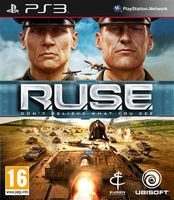 R.U.S.E. (с поддержкой PS Move) (PS3)