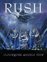 Rush - Clockwork Angels Tour (DVD)