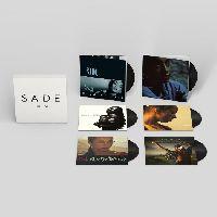 SADE - This Far (6 Vinyl Albums Boxset)