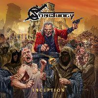 Sanctuary - Inception (CD)