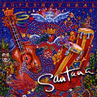 SANTANA - Supernatural (1st Press)