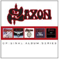 SAXON - ORIGINAL ALBUM SERIES (5CD)