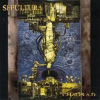 SEPULTURA - Chaos A.D. (CD, EXPANDED EDITION)