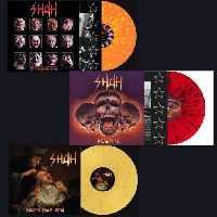 SHAH - Escape From Mind / Terror Collection / Beware