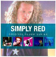 SIMPLY RED - ORIGINAL ALBUM SERIES (5CD)