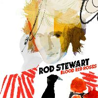 Stewart, Rod - Blood Red Roses (CD, Deluxe)