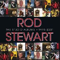 STEWART, ROD - THE STUDIO ALBUMS 1975-2001 (CD)