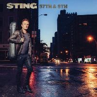 Sting - 57th & 9th (CD, Deluxe)