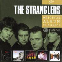 Stranglers, The - Original Album Classics (Feline / Aural Sculpture / Dreamtime / All Live And All Of The Night / 10) (CD)