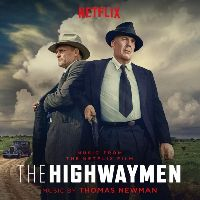 Newman, Thomas - Original Score from the Netflix Original Film The Highwaymen (CD)