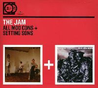 Jam, The - 2 For 1: All Mod Cons/ Setting Sons