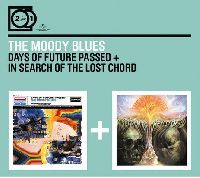 Moody Blues, The - 2 For 1: Days Of Future Passed/ In Search Of The L