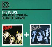 Police, The - 2 For 1: Outlandos D'Amour/ Regatta De Blanc (CD)