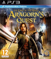 Lord of the Rings: Aragorn's Quest (с поддержкой PS Move) (PS3)