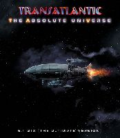 TRANSATLANTIC - The Absolute Universe: 5.1 Mix (The Ultimate Version)(Blu-ray)