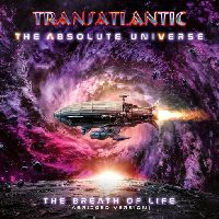 TRANSATLANTIC - The Absolute Universe – The Breath Of Life (Abridged Version)(CD)