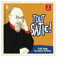 VARIOUS ARTISTS - SATIE: THE COMPLETE WORKS (CD)