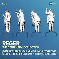 VARIOUS ARTISTS - THE CENTENARY COLLECTION, REGER, M. (CD)