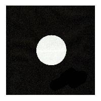 """Внутренний антистатический конверт 12x12"""" (Черный)"""