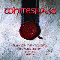 Whitesnake - Slip Of The Tongue (30th Anniversary)(CD)