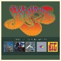 YES - ORIGINAL ALBUM SERIES (5CD)