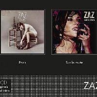 ZAZ - Paris / Sur La Route (2CD+DVD)
