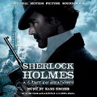 Zimmer, Hans/ Original Motion Picture Soundtrack - Sherlock Holmes: A Game of Shadows (CD)