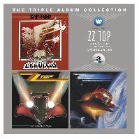 ZZ TOP - The Triple Album Collection: Deguello / Eliminator / Afterburner (CD)