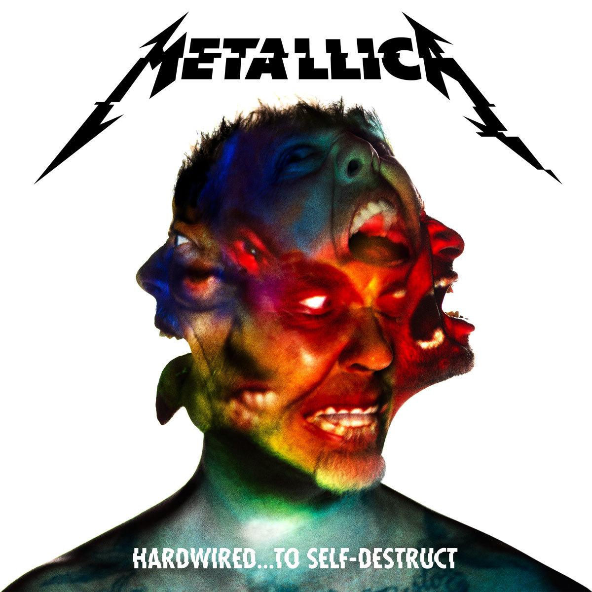 металлика альбом металлика слушать