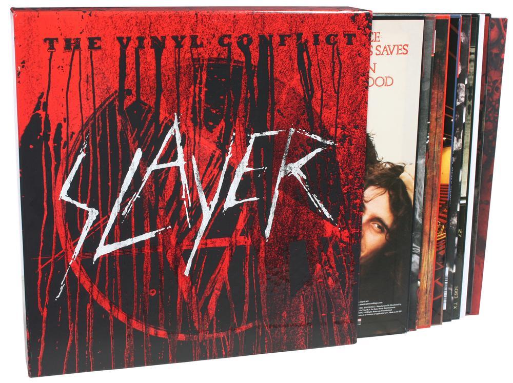 Slayer Vinyl Conflict Lp